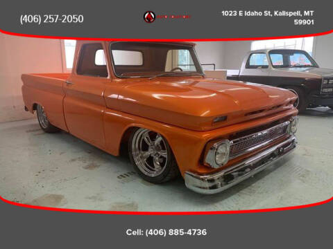 1964 Chevrolet C/K 10 Series for sale at Auto Solutions in Kalispell MT