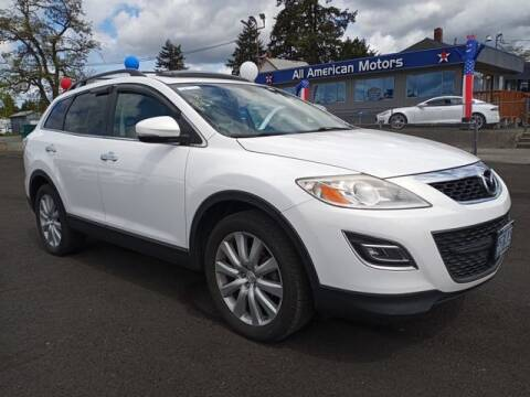 2010 Mazda CX-9 for sale at All American Motors in Tacoma WA