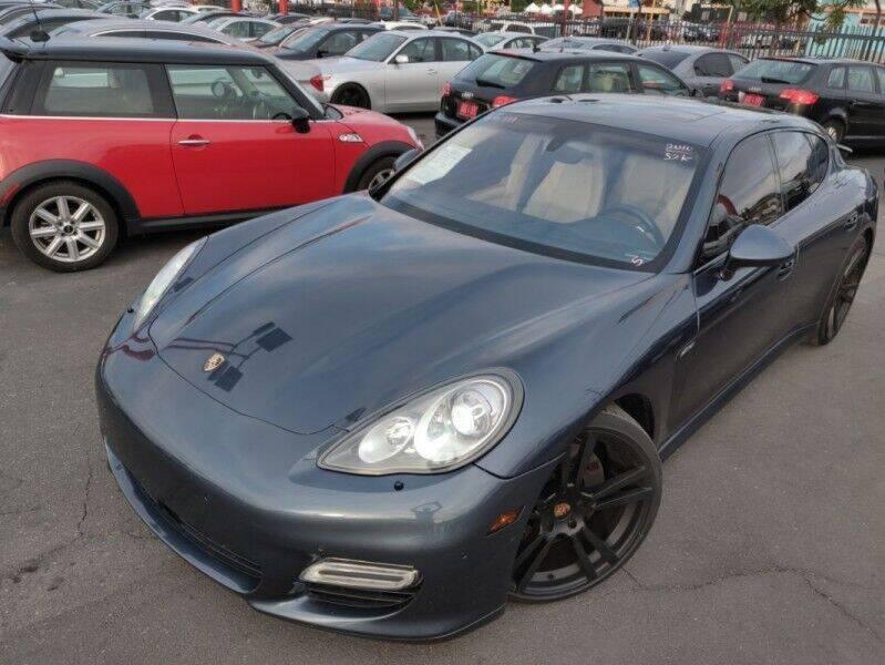 2010 Porsche Panamera for sale in Inglewood, CA