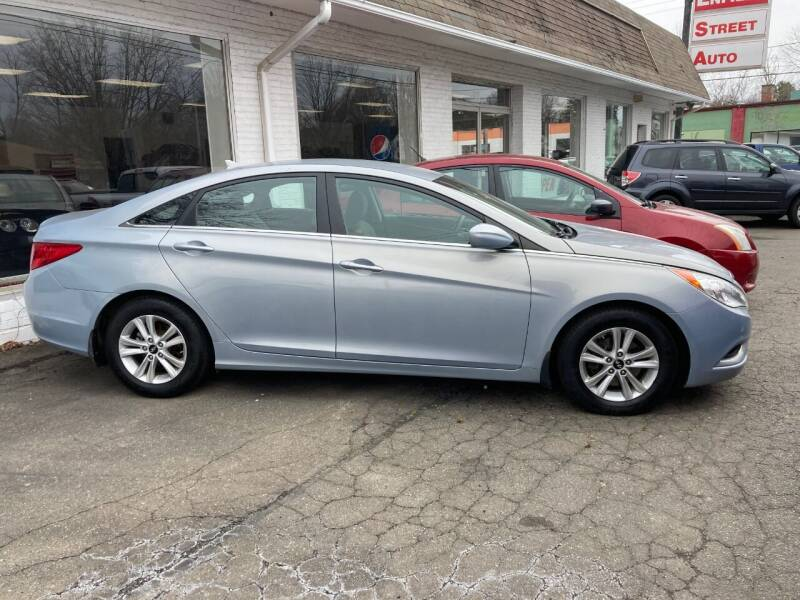 2011 Hyundai Sonata for sale at ENFIELD STREET AUTO SALES in Enfield CT