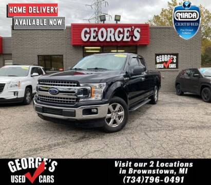 2018 Ford F-150 for sale at George's Used Cars - Telegraph in Brownstown MI