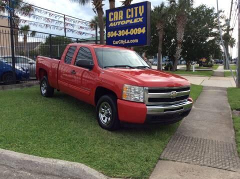 2010 Chevrolet Silverado 1500 for sale at Car City Autoplex in Metairie LA