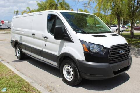 2015 Ford Transit Cargo for sale at Truck and Van Outlet in Miami FL