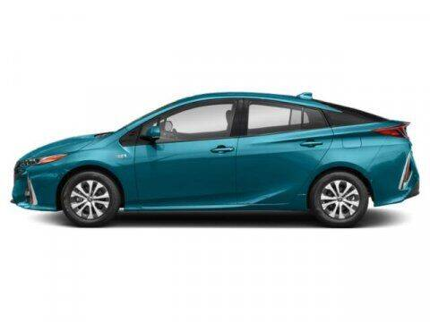 2021 Toyota Prius Prime for sale at BEAMAN TOYOTA in Nashville TN