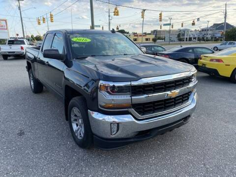2016 Chevrolet Silverado 1500 for sale at Sell Your Car Today in Fayetteville NC