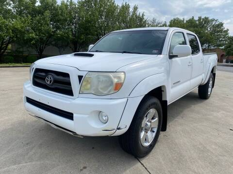 2008 Toyota Tacoma for sale at Triple A's Motors in Greensboro NC