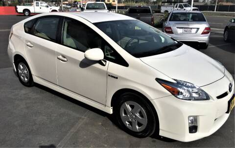 2010 Toyota Prius for sale at CARSTER in Huntington Beach CA