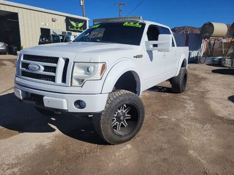 2011 Ford F-150 for sale at Canyon View Auto Sales in Cedar City UT