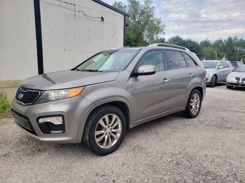 2012 Kia Sorento for sale at Jump and Drive LLC in Humble TX