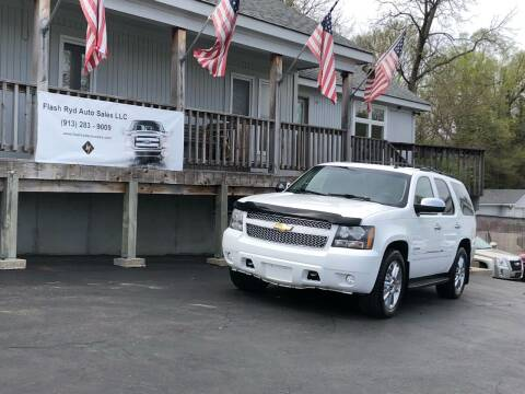 2010 Chevrolet Tahoe for sale at Flash Ryd Auto Sales in Kansas City KS