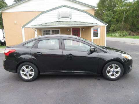2014 Ford Focus for sale at Honest Gabe Auto Sales in Carlisle PA