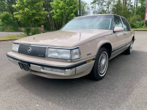1988 Buick Electra for sale at CAR MASTER PROS AUTO SALES in Lynnwood WA