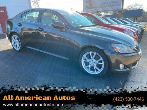 2007 Lexus IS 350 for sale at All American Autos in Kingsport TN