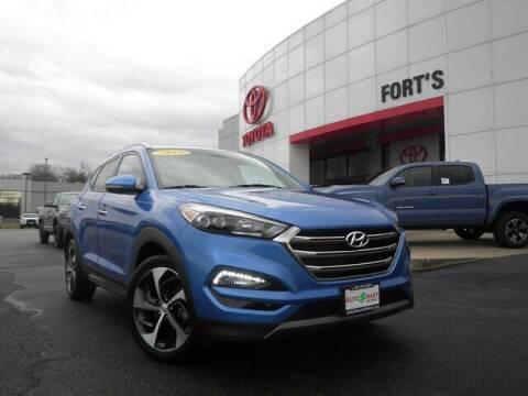 2016 Hyundai Tucson for sale at Auto Smart of Pekin in Pekin IL
