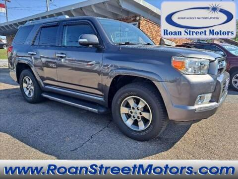 2011 Toyota 4Runner for sale at PARKWAY AUTO SALES OF BRISTOL - Roan Street Motors in Johnson City TN