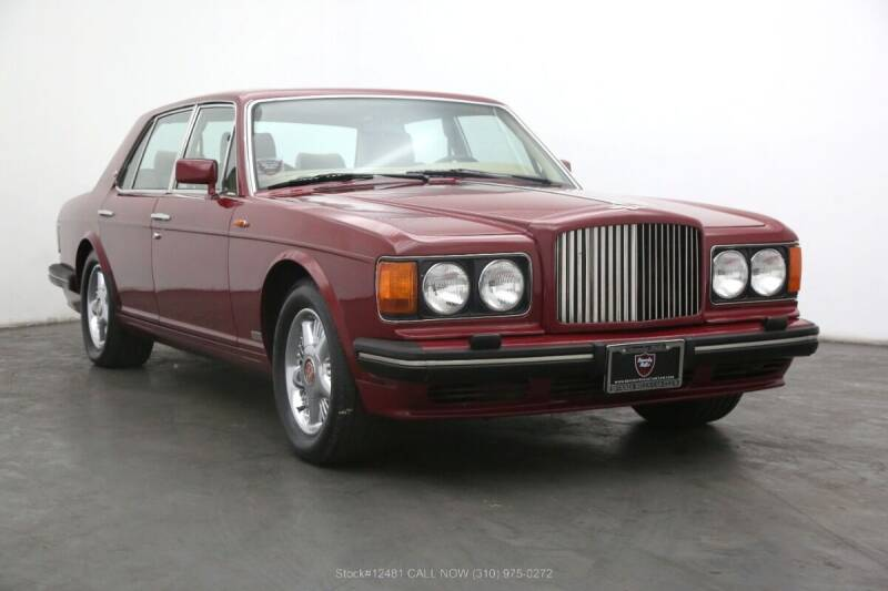 1990 Bentley Turbo R for sale in Los Angeles, CA