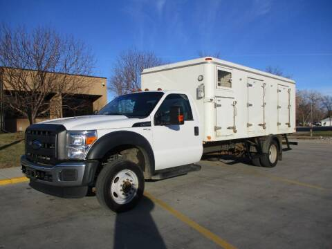 2015 Ford F-550 Super Duty for sale at Grand Valley Motors in West Fargo ND