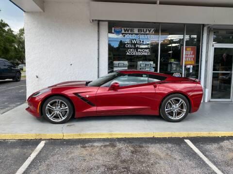 2014 Chevrolet Corvette for sale at INTERSTATE AUTO SALES in Pensacola FL