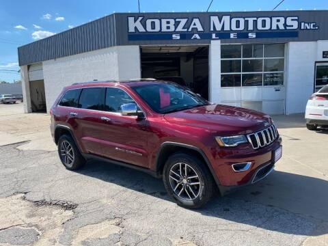2018 Jeep Grand Cherokee for sale at Kobza Motors Inc. in David City NE
