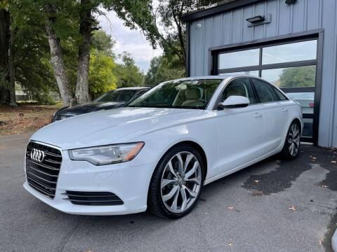 2014 Audi A6 for sale at Luxury Auto Company in Cornelius NC