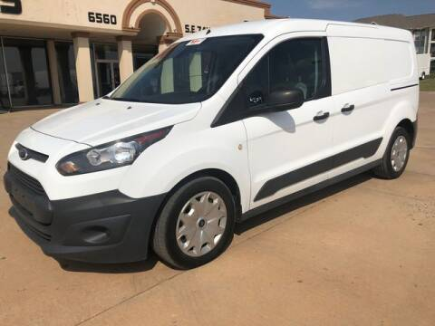 2015 Ford Transit Connect for sale at TRUCK N TRAILER in Oklahoma City OK