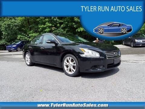 2012 Nissan Maxima for sale at Tyler Run Auto Sales in York PA