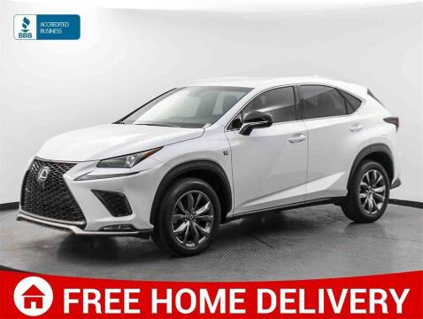 2019 Lexus NX 300 for sale at Florida Fine Cars - West Palm Beach in West Palm Beach FL