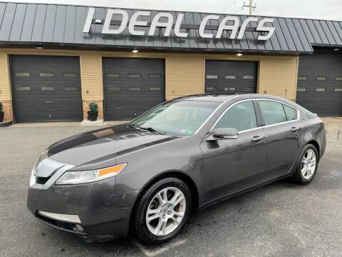 2009 Acura TL for sale at I-Deal Cars in Harrisburg PA