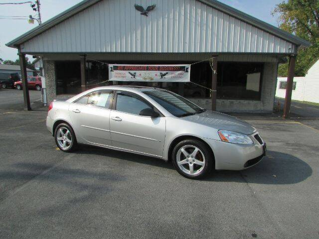 2007 Pontiac G6 for sale at Eagle Auto Center in Seneca Falls NY