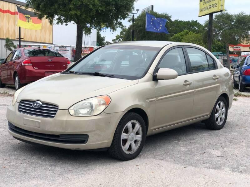 2006 Hyundai Accent for sale at Pro Cars Of Sarasota Inc in Sarasota FL
