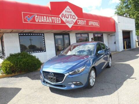 2017 Mazda MAZDA3 for sale at Oak Park Auto Sales in Oak Park MI