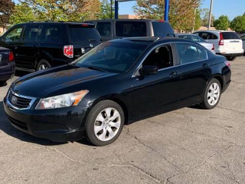 2010 Honda Accord for sale at Silverline Motors in Grand Rapids MI