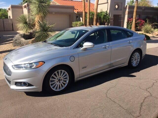2015 Ford Fusion Energi for sale at Arizona Hybrid Cars in Scottsdale AZ