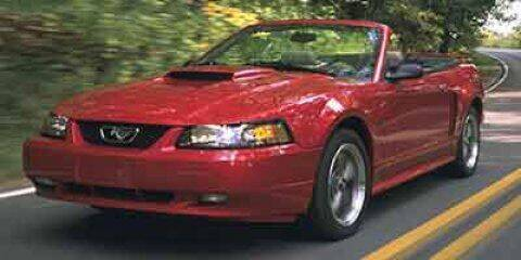 2002 Ford Mustang for sale at Hawk Ford of St. Charles in St Charles IL