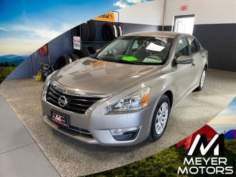 2014 Nissan Altima for sale at Meyer Motors in Plymouth WI