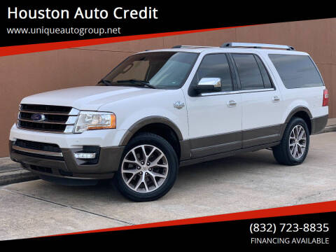 2015 Ford Expedition EL for sale at Houston Auto Credit in Houston TX
