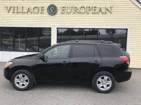 2008 Toyota RAV4 for sale at Village European in Concord MA
