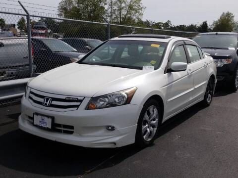2010 Honda Accord for sale at Gulf Financial Solutions Inc DBA GFS Autos in Panama City Beach FL