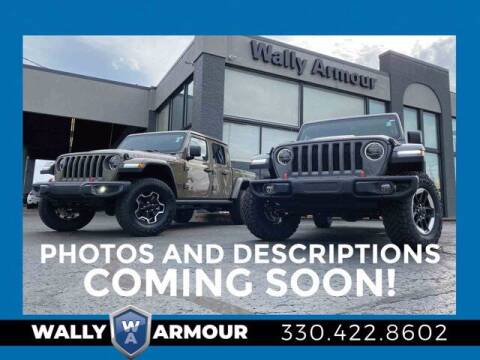 2021 Jeep Wrangler Unlimited for sale at Wally Armour Chrysler Dodge Jeep Ram in Alliance OH
