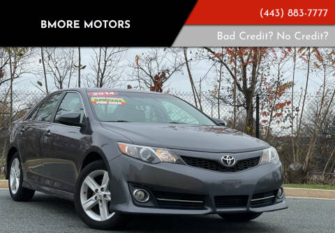 2014 Toyota Camry for sale at Bmore Motors in Baltimore MD