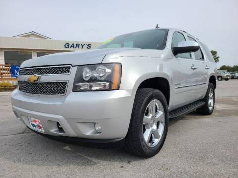 2013 Chevrolet Tahoe for sale at Gary's Auto Sales in Sneads NC