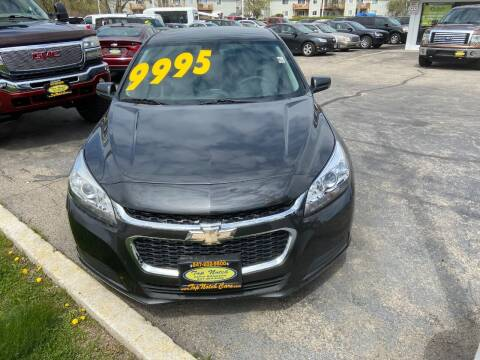 2014 Chevrolet Malibu for sale at Top Notch Auto Brokers, Inc. in Palatine IL