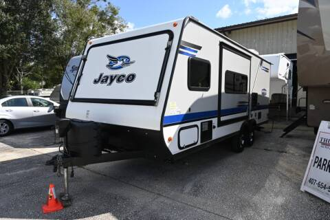 2018 Jayco Jay Feather 23B for sale at Thurston Auto and RV Sales in Clermont FL
