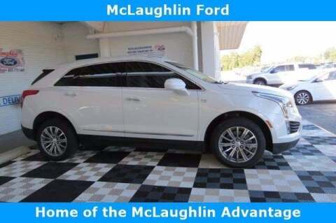 2017 Cadillac XT5 for sale at McLaughlin Ford in Sumter SC