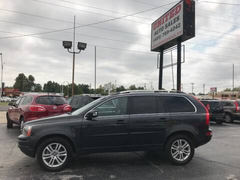 2012 Volvo XC90 for sale at United Auto Sales in Oklahoma City OK