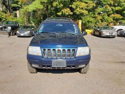 2002 Jeep Grand Cherokee for sale at 1st Priority Autos in Middleborough MA