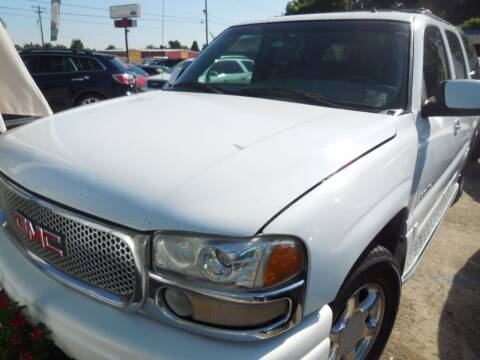 2002 GMC Yukon XL for sale at SCOTT HARRISON MOTOR CO in Houston TX