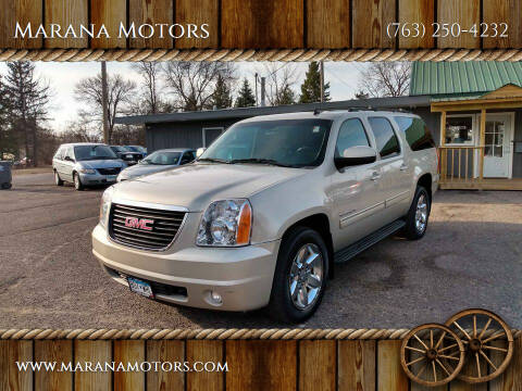 2013 GMC Yukon XL for sale at Marana Motors in Princeton MN