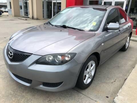 2005 Mazda MAZDA3 for sale at Thumbs Up Motors in Warner Robins GA