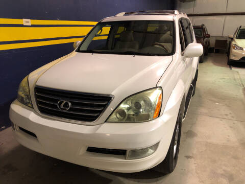 2008 Lexus GX 470 for sale at Select AWD in Provo UT